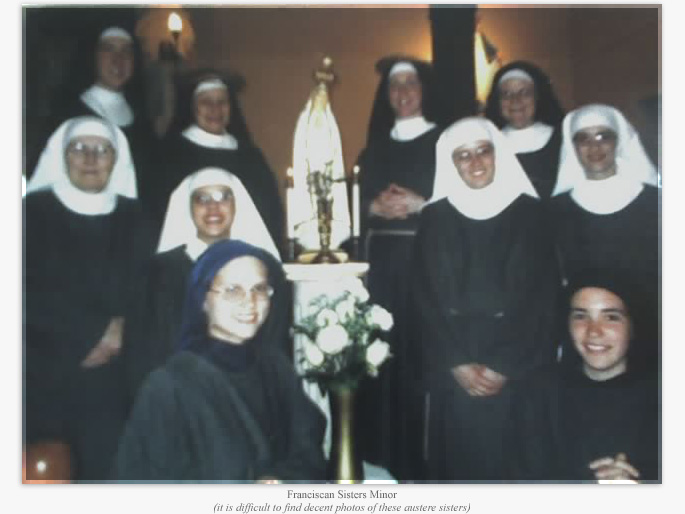 the franciscan order a victim of The official web site of the national fraternity of the secular franciscan order in the united states of america the secular franciscan order is an order within the roman catholic church, and was founded by saint francis of assisi  sisters and brothers of the secular franciscan order, we stand in support of the victims and in favor of.